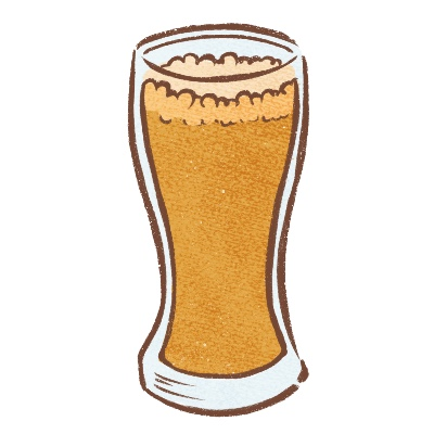 Icon of a Beer Glass