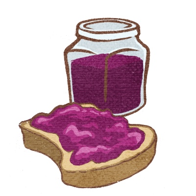 Icon of a Jar of Jam